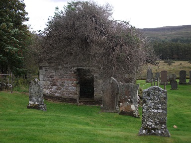 Applecross Chapel